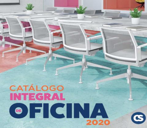 Catálogo integral Oficina 2020